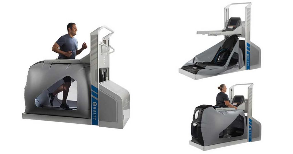 The Most Accessible Anti-Gravity Treadmill ever