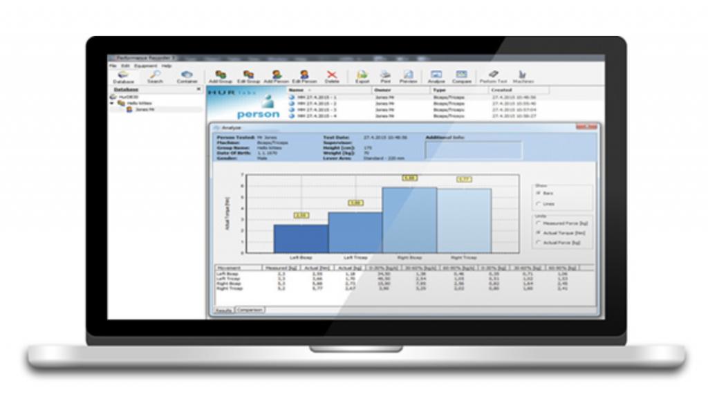 Performance recorder analysis