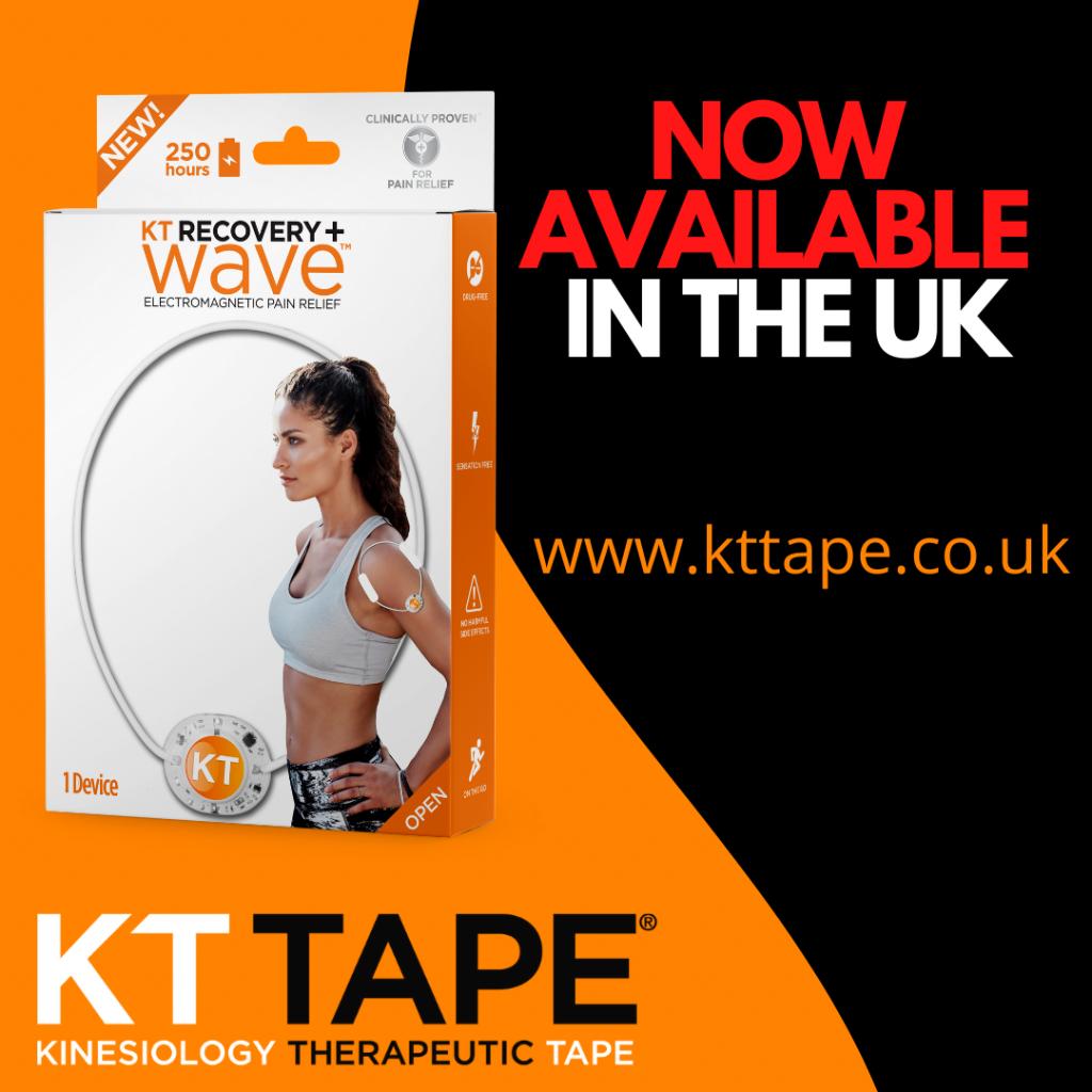 KT Tape wave